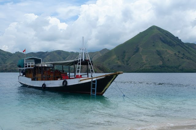 Kapal Be Borneo Tour (Foto by: Om Dunia Indra)