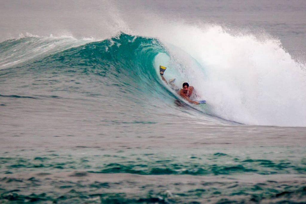 Peserta Lomba Surfing
