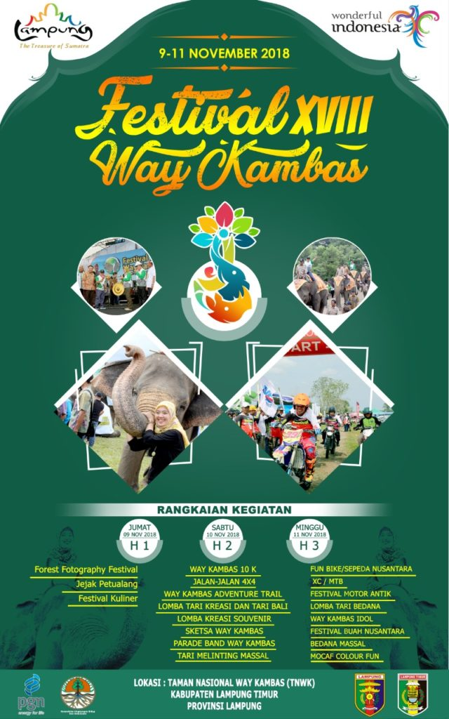Festival Way Kambas 2018