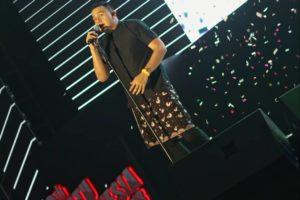 Penampilan terakhir dari Tulus di malam 9th SATU Indonesia Awards 2018