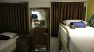 Room yang berisi 3 bed