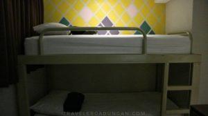 Room yang isi tiga bed