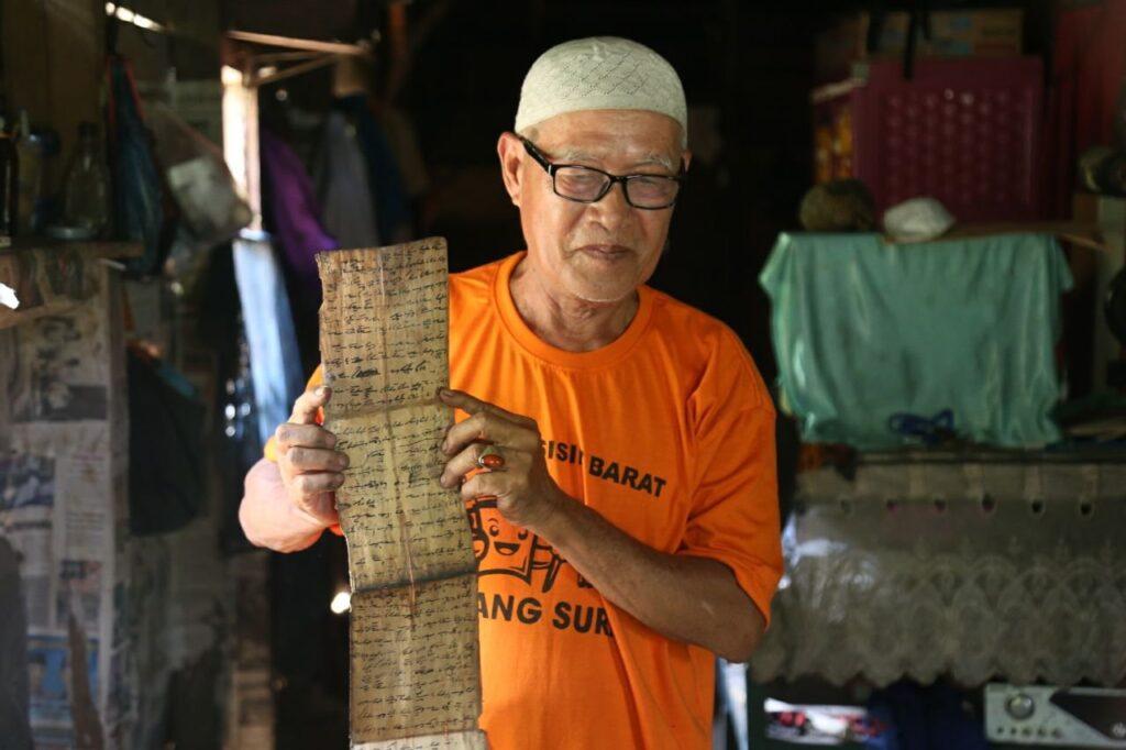 Mamak Lawok (Foto by: Samsu.Humas)